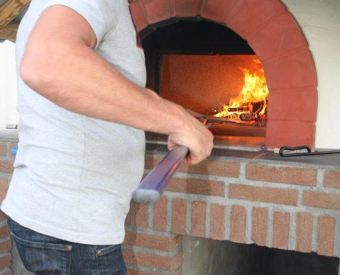 Pizza's bakken
